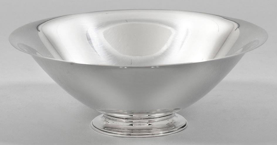 Art Deco-Schale