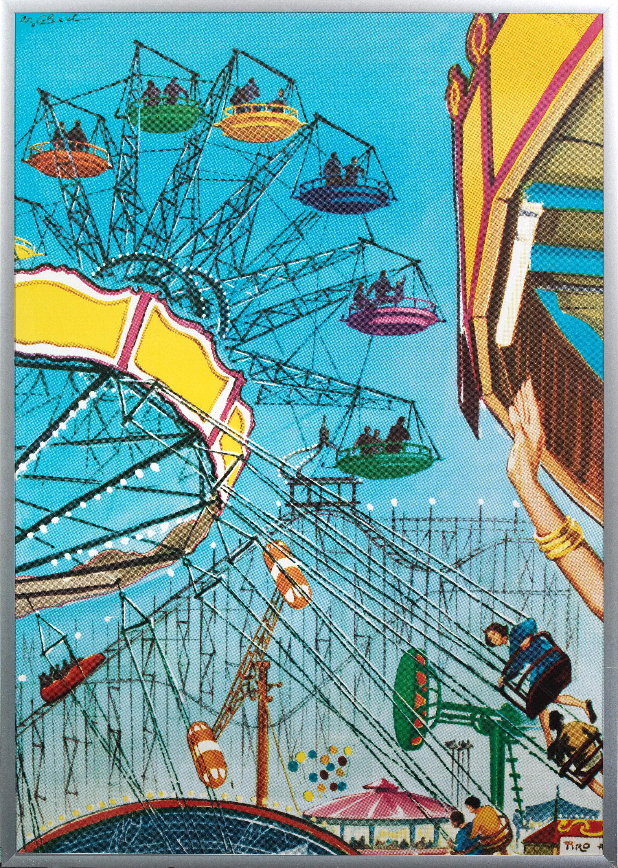 Roy Lichtenstein und andere zeitgenössische Künstler